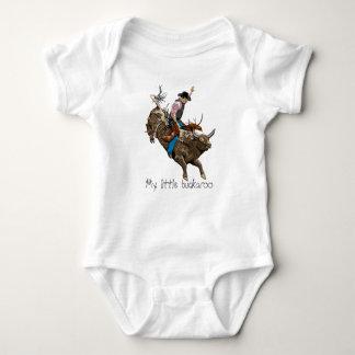 Body Para Bebê Vaqueiro