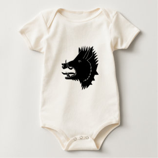 Body Para Bebê Varrões R nós
