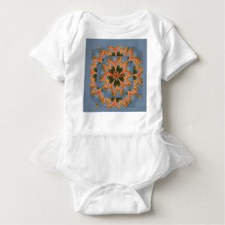 Body Para Bebê Vazio colorido africano surpreendente bonito do