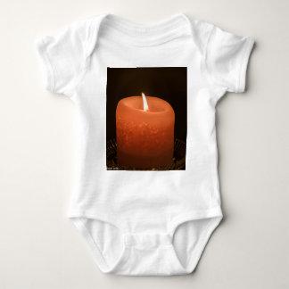 Body Para Bebê Vela