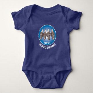 Body Para Bebê Velas de ignição do motor