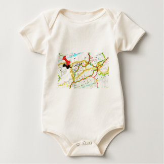 Body Para Bebê Velinos do la de Andorra, Andorra