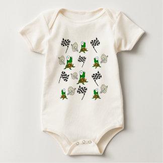 Body Para Bebê Velocidade