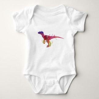 Body Para Bebê Velociraptor