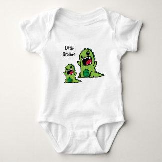 Body Para Bebê Veste do bebê do irmão mais novo