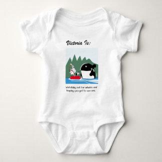 Body Para Bebê Victoria é: b - pelo harrop