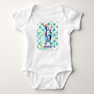 Body Para Bebê Vida da ilha