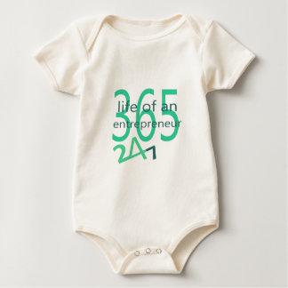 Body Para Bebê Vida de um empresário
