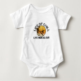Body Para Bebê vida do frio
