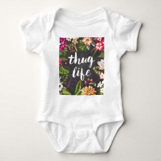 Body Para Bebê Vida do vândalo