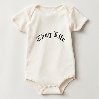 Body Para Bebê VIDA do VÂNDALO para bebês