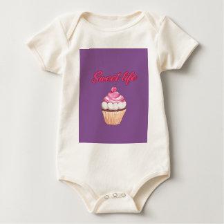 Body Para Bebê Vida doce