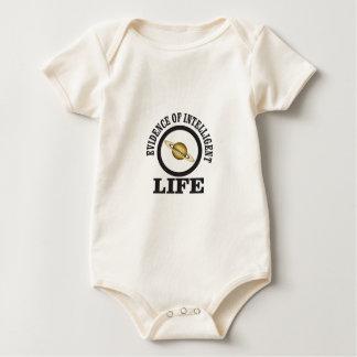Body Para Bebê vida inteligente da regra das mulheres