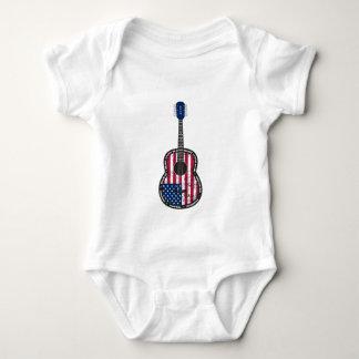 Body Para Bebê Vidas da música em mim