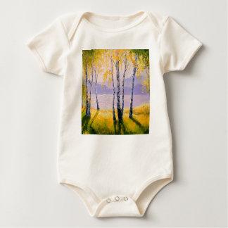 Body Para Bebê Vidoeiro pelo rio