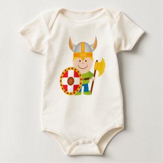 Body Para Bebê Viking pequeno