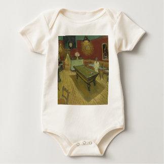 Body Para Bebê Vincent van Gogh o trabalho de arte da pintura do