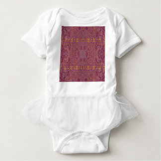 Body Para Bebê violeta