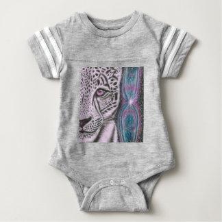 Body Para Bebê Visão interna