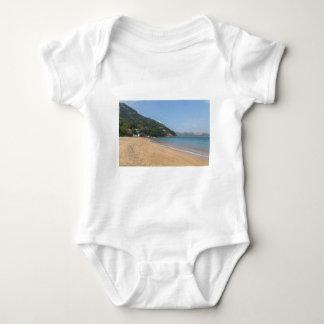 Body Para Bebê Vista panorâmica da ilha macilento de Sok Kwu