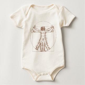 Body Para Bebê Vitruvian Barista