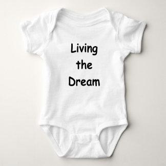 Body Para Bebê Vivendo o sonho