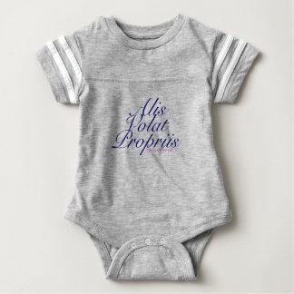 Body Para Bebê Voa em suas próprias asas