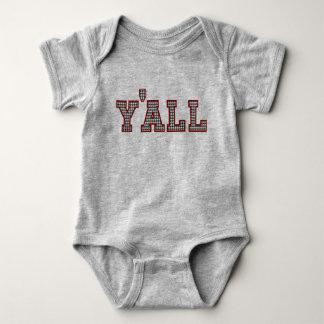 Body Para Bebê VOCÊ coleção escolar Houndstooth recém-nascido