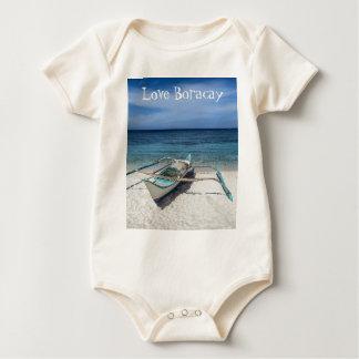 Body Para Bebê Você conseguiu amar Boracay