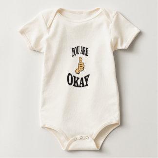 Body Para Bebê você é aprovação e a alegria