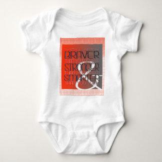 Body Para Bebê Você é mais bravo acredita que mais forte pareça