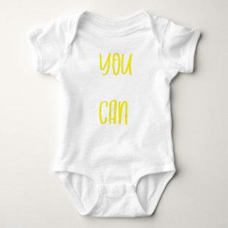 Body Para Bebê Você pode