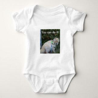 Body Para Bebê Você pode fazê-lo!