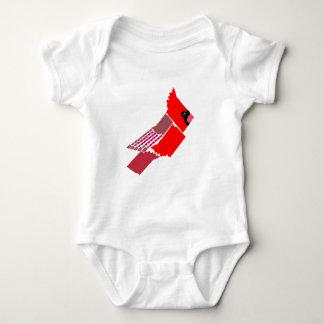 Body Para Bebê Voe toda a maneira