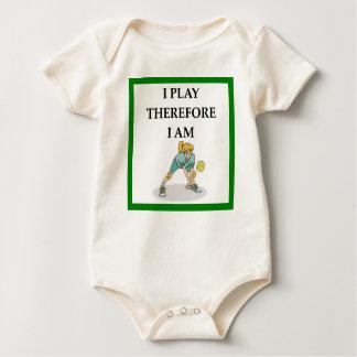 Body Para Bebê voleibol