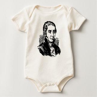 Body Para Bebê Volta Alessandro