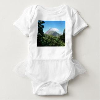 Body Para Bebê vulcão de arenal