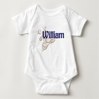 Body Para Bebê William