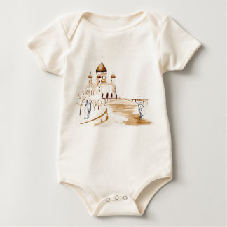 Body Para Bebê Wiseman dois