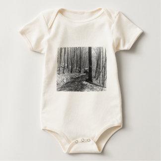 Body Para Bebê Woodsman