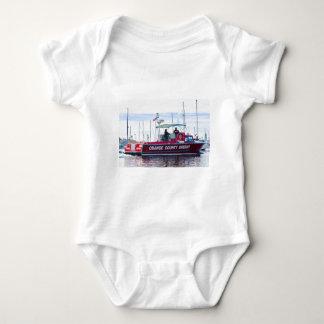 Body Para Bebê Xerife do Condado de Orange