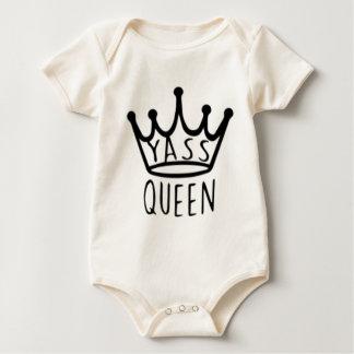 Body Para Bebê yass-rainha