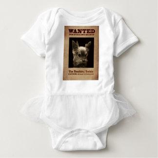 Body Para Bebê Yorkie_ jovem