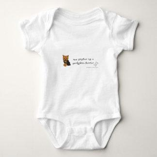 Body Para Bebê yorkshire terrier