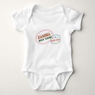 Body Para Bebê Zâmbia feito lá isso