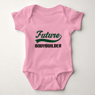 Bodybuilder (futuro) body para bebê