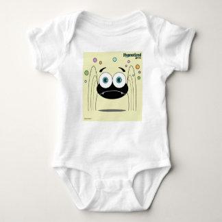 Bodysuit do bebê da aranha body para bebê