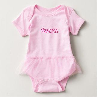 Bodysuit do tutu do bebé body para bebê