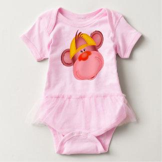 Bodysuit do tutu do bebê body para bebê