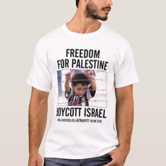 Boicote Israel Camiseta